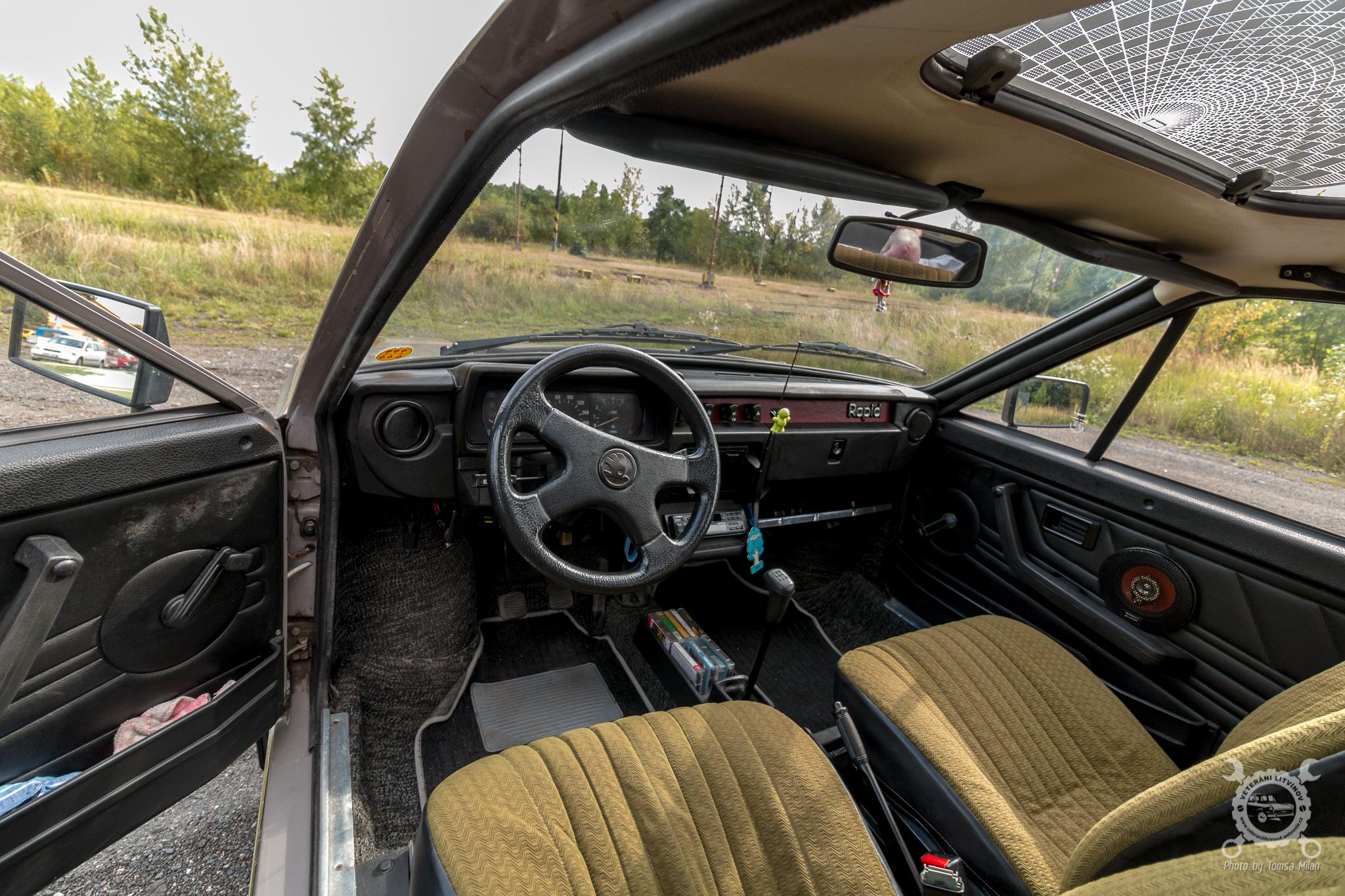 Škoda Rapid 130