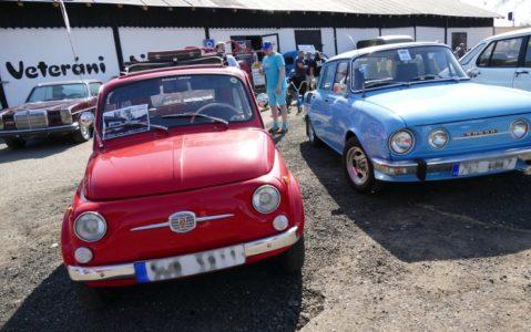 Veteráni Litvínov budou mít další auto, město jim prodá historický speciál za korunu