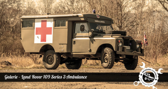 Land Rover 109 Series III Ambulance