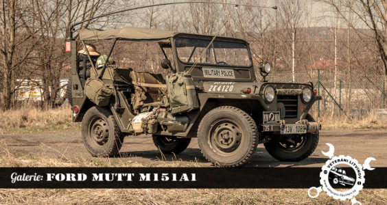 Ford Mutt M151A1