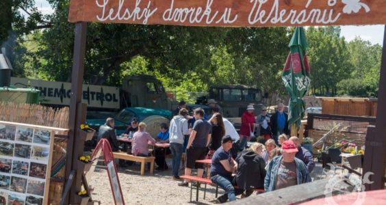 Selský dvorek se otevírá veřejnosti