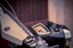 Motocykl Jawa 50/23A Mustang