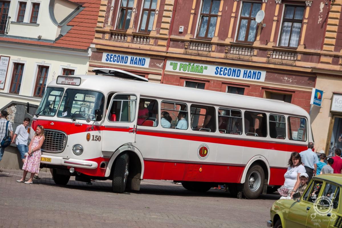 2. Sraz Veteráni Litvínov