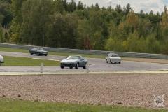 Veteráni na autodromu